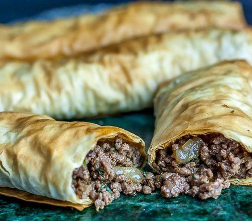رسپکن - گوشت گیاهی